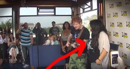 Ed Sheeran Brings Fan On Stage For Amazing Surprise Duet