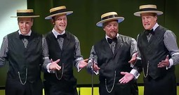 A Cappella Pop Song Medley Is Hilariously Amazing