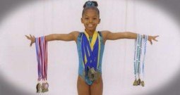 Gabby Douglas' Mom Talks About Learning To Let Go And Raising An Olympian