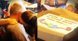Wife Surprises Husband With Lifesaving Match On His Birthday