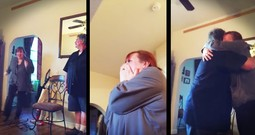 Mom Gets Tearful Surprise From The Brother She Hasn't Seen In 24 Years