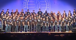 A Cappella Barbershop Rendition Of 'The Exodus Song' Is Beyond Talented