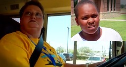 4th Grader Saves Bus Driver After She Starts To Feel Dizzy Behind The Wheel