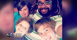 Adoptive Dad Of 3 Knows That Family Is So Much More Than Skin Deep