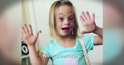 Little Girl With Down Syndrome Is Answering Questions And Going Viral In The Best Way