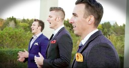 All Male Group Sings Incredible Version Of Amazing Grace Is Moving