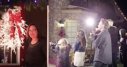 Christmas Carol Flash Mob Is A Magical Dream Come True