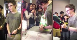 Classmates Band Together To Bring Special Needs Friend The Greatest Christmas Ever