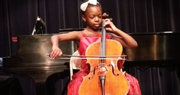 Little Girl Stuns With Her Incredible Cello Playing