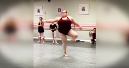 Young Girl Is Taking The Ballet World By Storm With Her Incredible Dancing