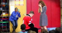 Principal's School Assembly Proposal Is A Precious Surprise