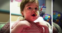 Get Ready To Fall In Love With This Precious Little Girl Singing 'Overcomer'