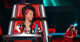 Nurse Stuns Judges With Her Mind Blowing Etta James Cover And Surprise Duet