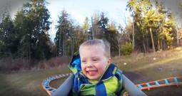 Navy Pilot Built His 3-year-old Son An Epic Backyard Roller Coaster