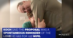 Husband's Proposal To His Wife After Her Mastectomy Is What Love Is All About