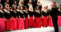 Choir's A Cappella Performance Of 'Say Something' Brought The Tears