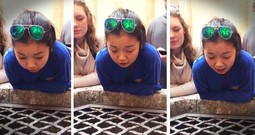 Get Ready For Chills As She Sings 'Hallelujah' Into A Well With A Crazy Echo