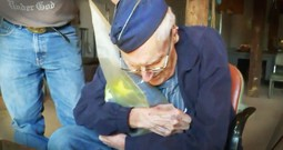 79-Year-Old Thought His Veteran Father's Prized Possessions Were Lost Forever Until A Call From A St