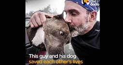 Recovering Addict Gets A Dog And Seeing How They Healed Each Other Is Incredible