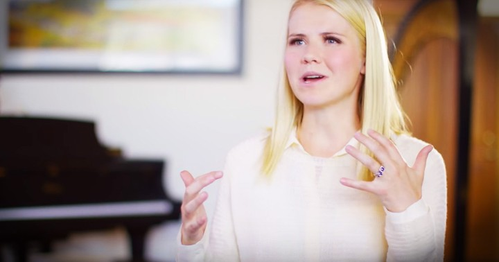 Elizabeth Smart Speaks Out On How Porn Made Her Captivity Even Worse