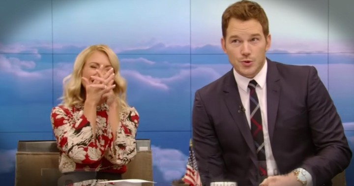 Nice Guy Chris Pratt Stepped In The Best Way When He Accidentally Gave Away A Trip