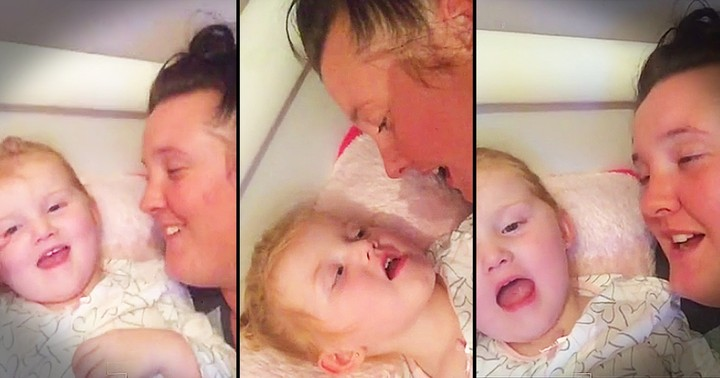 Mother And Daughter Sing Special Duet Of 'I Have Nothing'