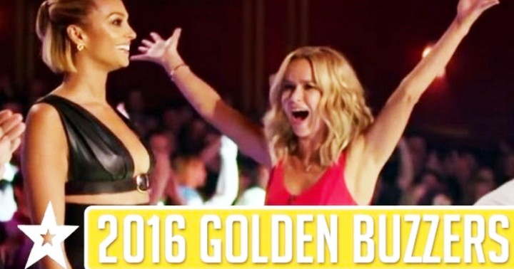 All The Golden Buzzer Moments From Britain's Got Talent Will Stun You